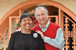 Sandra and Jerry Solomon